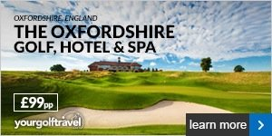 The Oxfordshire Golf, Hotel & Spa