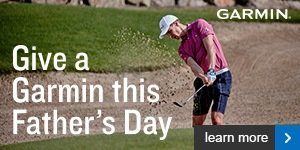 Give a Garmin this Father's Day